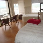 Rooms with spectacular seaviews