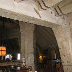 Ceiling timbers