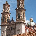 Santa Prisca church in Taxco