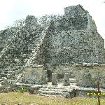  The pyramid at El Meco