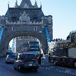 Walk to Tower Bridge