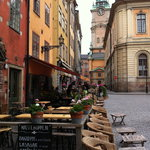 Main square in Gamla Stan