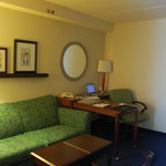 Foto de SpringHill Suites Chicago Southwest at Burr Ridge / Hinsdale