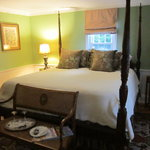 Wellfleet suite: our room