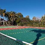  Mildura accommodation-Quality Resort Inlander Mildura Tennis Court