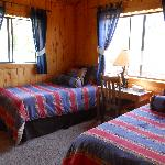 Clean and comfortable cabins