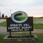 Foto van Granite Hill Camping Resort