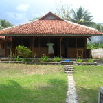  Backview of Bungalow
