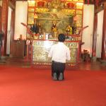 Temple interior