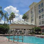 Hampton Inn Orlando/Lake Buena Vista Foto