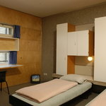  Jugendherberge Lausanne 2- Bettzimmer
