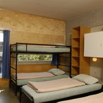  Jugendherberge Lausanne Mehrbettzimmer
