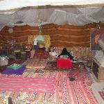 Foto de Mati and Roni's House - Desert Tent