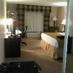 Foto de Holiday Inn Express Hotel & Suites Wichita Northwest Maize K-96