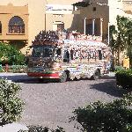 An El Gouna Shuttle Bus