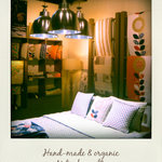 Hand-made and organic Metiseko Quilts