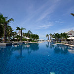 Swimming Pool at Courtyard by Marriott Hua Hin at Cha-am Beach