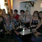 Skipton Girls on Tour x