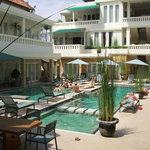 Bilde fra Bali Court Hotel and Apartments