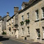  View from the street in the heart of Painswick