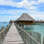 Foto de Telunas Beach Resort