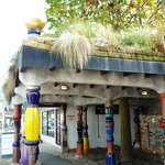 Kawakawa Public Toilets by Hundertwasser