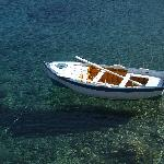 Tilos fishing boat