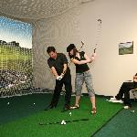  Indoor Golf - Driving Range