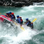 Aguas Blancas Whitewater Rafting