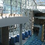  convention center lobby