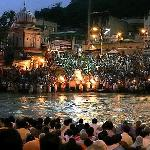 Beautiful Ganga Aarti..!!
