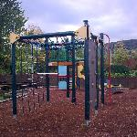 kids play area.