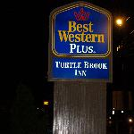 Foto de BEST WESTERN Turtle Brook Inn