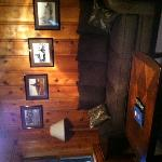  The Cabin 16 living room area, fully renovated as of Nov. 2011!