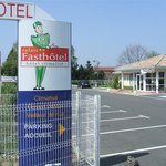 Fasthotel bergeracOuest