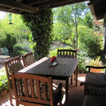 Sedona Guest House Private Yard