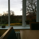  view in the morning eating our full english!!