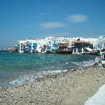 Photo de Anixi Hotel Mykonos