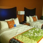 Fairfield Inn & Suites Strasburg resmi