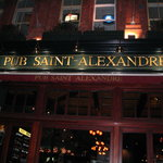 Pub St. Alexandre