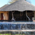 Muweti Bush Lodge resmi