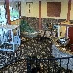  Days Inn Stadium Lobby