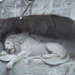 Lion Monument, Luzern