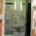  bathroom (view from the bed)