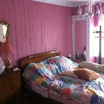  La chambre rose.