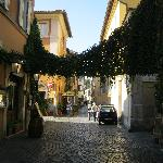 Trastavere neighborhood