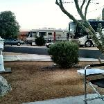 Foto de The Springs at Borrego RV Resort and Golf Course