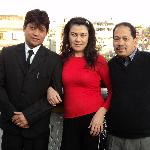 with tika and prajwol hotel manager