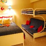Extra beds - Great for kids