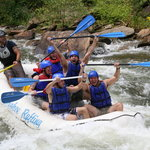Cherokee Rafting